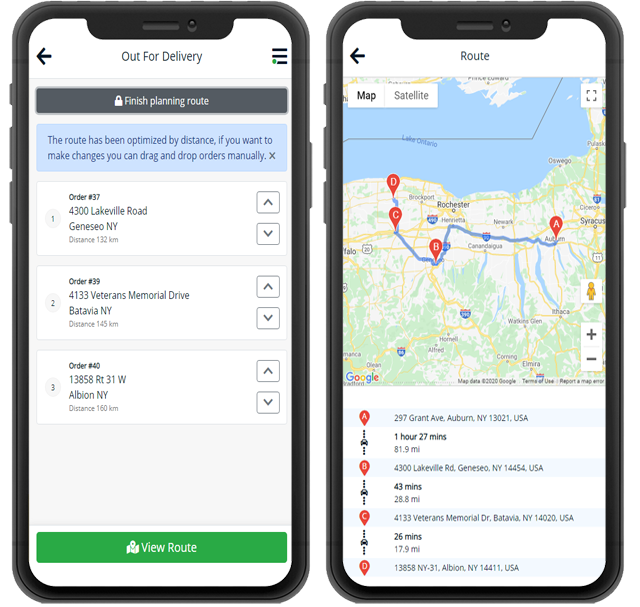 Local Delivery Drivers for WooCommerce Premium v1.7.9